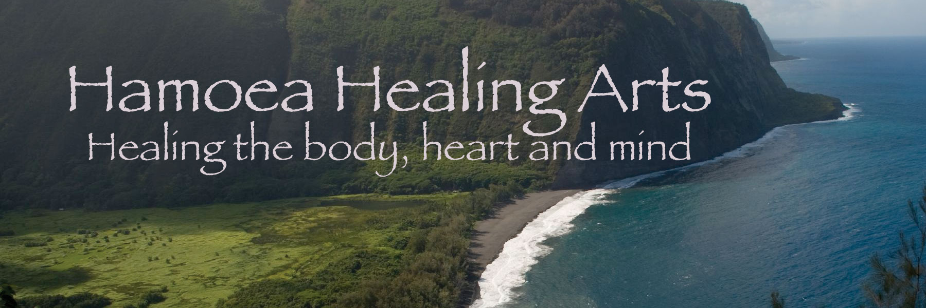 Hamoea: Healing the body, heart and mind